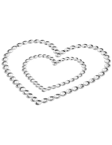 Tapa Mamilos Mimi Heart Bijoux Indiscrets Transparentes #1 - PR2010324323