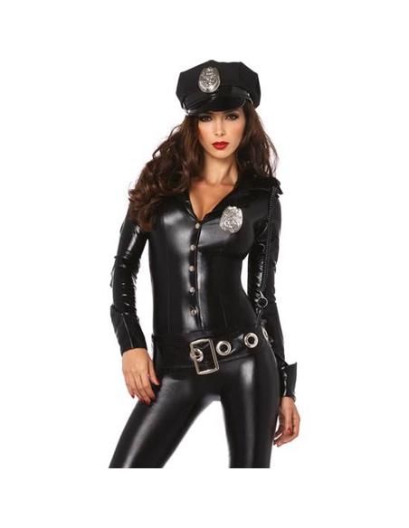 Fantasia De Polícia Officer Payne - 36 S - PR2010324081