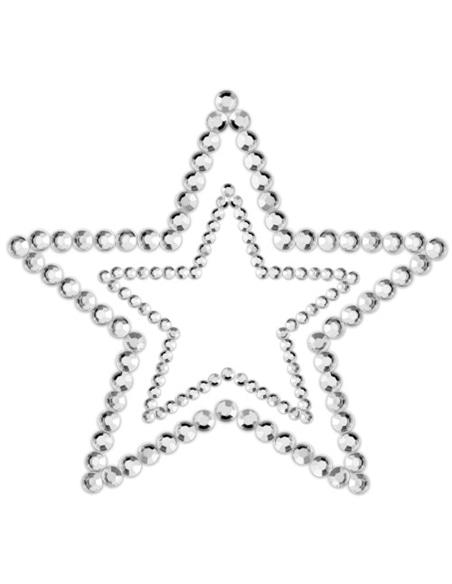 Tapa Mamilos Mimi Star Bijoux Indiscrets Transparentes #1 - PR2010324320