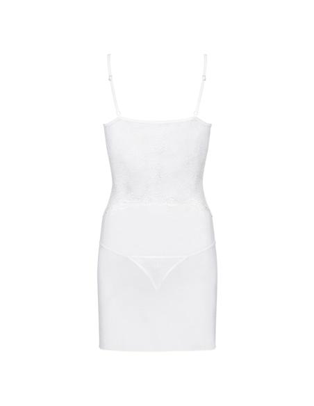 Camisa de Noite Charms Obsessive Branca - 36-38 S/M #1 - PR2010340094