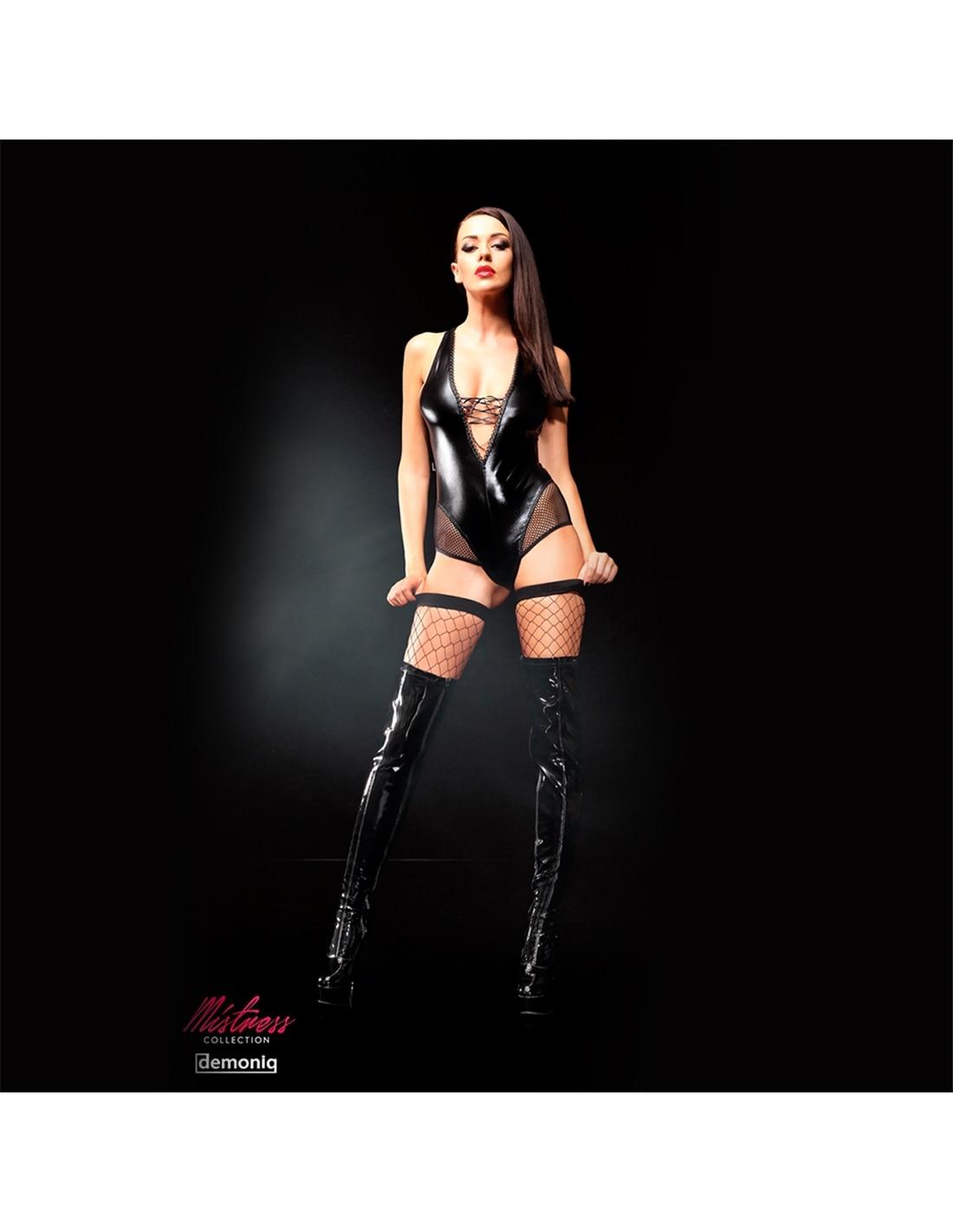Body Claudia Premium Demoniq Mistress Collection - 36-38 S/M - PR2010340470